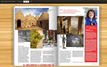 ... has been published in the Netherlands. There are very nice pictures of  Turkey .An article about the founder of our Arsan Travel Agency  Ms. Ayse  Nur ... 0870c9aa762f2